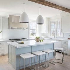 Fantastic modern kitchen room are offered on our internet site. Take a look and you wont be sorry you did. Farmhouse Style Kitchen, Modern Farmhouse Kitchens, Black Kitchens, Home Decor Kitchen, Kitchen Furniture, New Kitchen, Kitchen Ideas, Awesome Kitchen, Shaker Kitchen