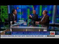 Mitch Rosenthal Talks Marijuana Legalization on Piers Morgan