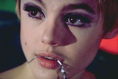 """Edie Sedgwick ~ """"If all I cared about was me, I could make a million. And that's what they will never understand."""""""
