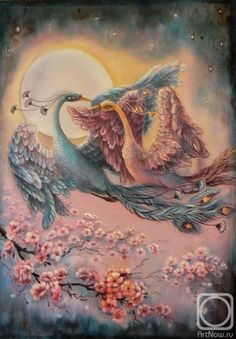 Смаглий Светлана. Птицы счастья.