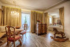 Hotel La Perla, Corvara. Bedroom #suite #italy #corvara  #design #hotel #hotelguide #interior #bedroom #dolomites #alps #easyhotelguide