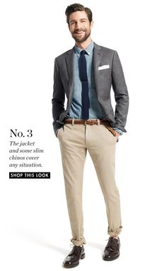 Men's Casual Summer Wedding Attire