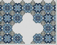 This post was discovered by Pa Cross Stitch Pillow, Cross Stitch Love, Cross Stitch Borders, Cross Stitch Charts, Cross Stitch Patterns, Wool Embroidery, Cross Stitch Embroidery, Embroidery Patterns, Tile Crafts