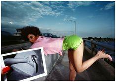 Photo Guy Bourdin Charles Jourdan, Spring 1978