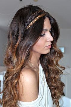 Awesome Prom Goddess Hairstyles And Homecoming On Pinterest Short Hairstyles Gunalazisus