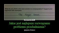 Hunger games to igrzyska śmierci. Funny Mems, Dead Memes, Book Series, Have Time, Hunger Games, Haha, Jokes, Fandoms, Humor