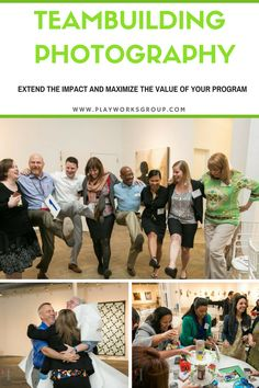 Teambuilding Photography: Why your corporate teambuilding event needs it | Playworks Group