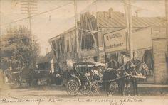 R. Hagner Daily Meat Market.  Postmarked November 16, 1906 (Bethel, Ohio)