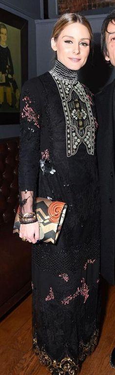 Olivia Palermo in Valentino - January 2017