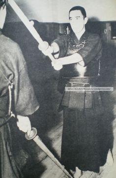 Yukio Mishima Kendo #kendo #storia #giappone