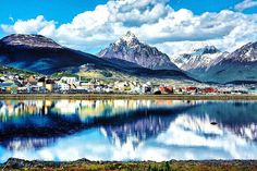 Rugged. Beautiful. Ushuaia. The final glimpse of civilized South America from…
