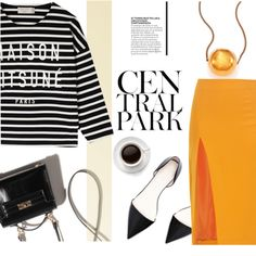 How To Wear NY State of Mind Outfit Idea 2017 - Fashion Trends Ready To Wear For Plus Size, Curvy Women Over 20, 30, 40, 50