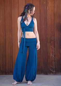Gypsy Jasmine Pants Elven Forest Creations gypsy by ElvenForest