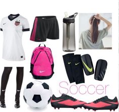 Helping You Understand The World Of Soccer With These Easy Tips. Would you like to become a great soccer player? Great soccer players are those who have a great understanding of the game and understand all the different Soccer Gear, Soccer Equipment, Soccer Games, Play Soccer, Nike Soccer, Soccer Cleats, Soccer Players, Football Soccer, Soccer Stuff