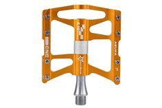 4 Bearings Bicycle Pedal Anti-slip Ultralight CNC MTB Mountain Bike Pedal Sealed Bearing Pedals Bicycle Accessories