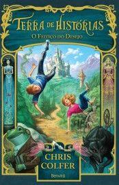 Baixar Livro O Feitiço do Desejo - Terra de Histórias Vol 1 - Chris Colfer em PDF, ePub e Mobi