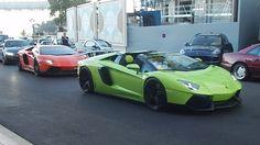 LOUD Lamborghini Aventador by DMC, SV and Nervudo screaming in Monaco!