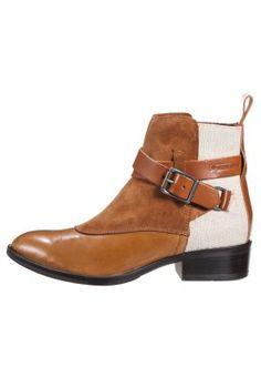 SHONA - Ankle boots - tan