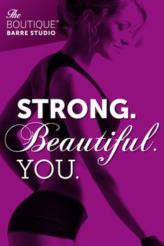 Welcome to the original Boutique Workout Studio! Barre, Strong, Training, Boutique, Workout, The Originals, Studio, Beautiful, Beauty