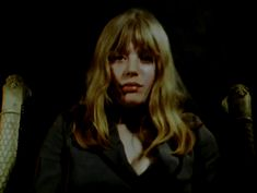 Marianne Faithfull in LUCIFER RISING (1972) directed by Kenneth Anger
