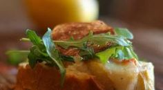 Chorizo Manchego Toast Tapas