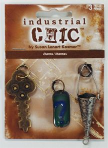 Industrial Chic™ Charms at Michaels