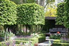 The Husqvarna Garden presents 'Support, a garden in Melbourne' RHS Chelsea Flower Show 2016