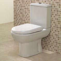 Autograph Close Coupled Toilet exc Seat - Now £89. www.victoriaplumb.com