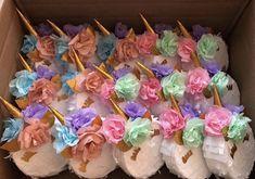 Sets of 3,6,9,12 mini macaroon unicorn piñatas, princess piñatas, bridal shower piñatas, bridesmaid proposal piñata by CutePinataCreations on Etsy https://www.etsy.com/listing/573903200/sets-of-36912-mini-macaroon-unicorn