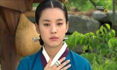 파비 :: 동이 보니 왕비와 후궁, 궁녀들의 비녀가 달라