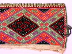 Norsk Folkemuseum - Fotograf Reinsfelt, Anne-Lise Anne, Color Shapes, Needlework, Bohemian Rug, Colours, Embroidery, Rugs, Home Decor, Farmhouse Rugs