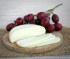 Ricotta z serwatki Ciabatta, Kefir, Ricotta, Camembert Cheese, Dairy, Food And Drink, Bread, Homemade, Cooking