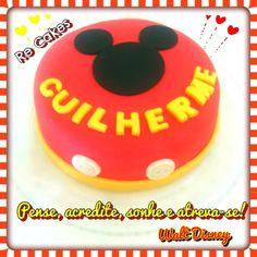 Bolo Mickey Mouse Disney Mickey cake