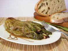 Appunti di cucina di Rimmel: Scarola imbottita