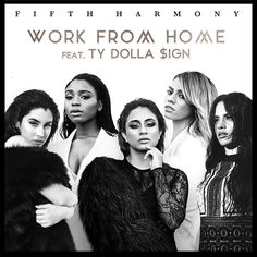 Fifth Harmony's Work From Home passes the 1 million sales mark in the UK