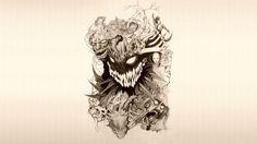 #hell, #horror, #demon, #death, #2012