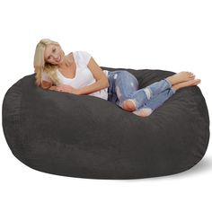 9 Best Top 10 Best Bean Bag Chairs Review Images Cool Bean Bags