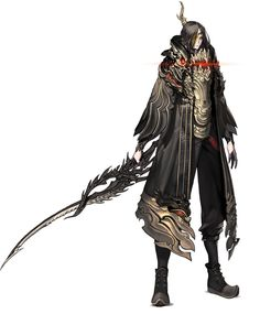 Male Design - Characters & Art - Blade & Soul