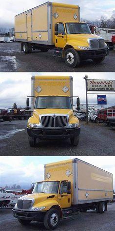 Used International 2005 Heavy Duty Truck for sale