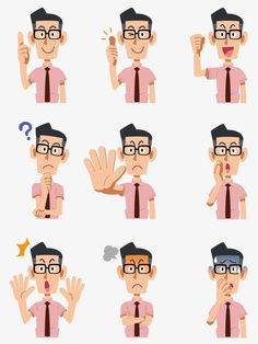 White collar business people, Business, Occupation People, Vector Character PNG Image and Clipart People Illustration, Flat Illustration, Character Illustration, Character Flat Design, Character Concept, Cartoon Faces, Cartoon Styles, People Png, Victoria Secret Outfits