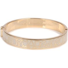 Marc By Marc Jacobs Skinny metal bangle found on Polyvore    entering the contest! :) <3 @brittanyirvine