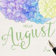 A new month brings new learning opportunities. Letters, numbers, shapes and more! What are some new things you want your child to learn this month? Share then with us in the comments. Days And Months, Months In A Year, Summer Months, 1 Year, 12 Months, Hello August Images, New Month Wishes, Calendar Quotes, Monthly Quotes