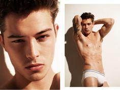 Francisco Lachowski Models Underwear, Swimsuits & Sportswear for Harpers Bazaar Men Thailand image francisco lachowski 004 800x600