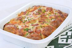 Lasagna, Mashed Potatoes, Macaroni And Cheese, Side Dishes, Bacon, Cooking Recipes, Sweets, Ethnic Recipes, Desserts