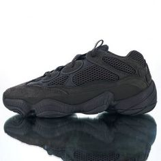16d5ff22eef Adidas Yeezy 500 Utility Black F36640 Mens Womens Winter Running Shoes