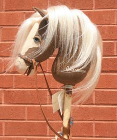 Greywaren Art: Stick Horses
