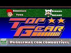Top Gear - Problemas com combustível | Blog Viiish Channel