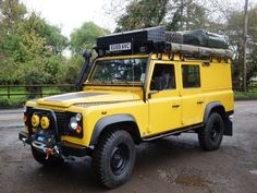 Overland Vehicles | thumbs 110 overland vehicle 5 Land Rover 110 Defender