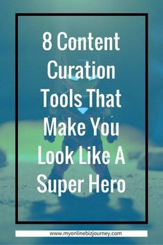 Content curation got you down ? Here are 8 tools that will make you look like a content curation hero. Marketing Approach, Content Marketing Strategy, Marketing Tools, Inbound Marketing, Internet Marketing, Social Media Marketing, Digital Marketing, Branding, How To Start A Blog Wordpress