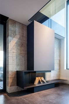 Modern Interiors Design : Bosmans | Fireplace